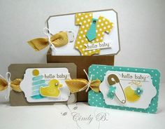 Adding your own personal touch to any gift can make a big difference. Handmade items show the recipient you took thatextra minute to think of them. These 8 gift tag ideas are adorable and sure t…