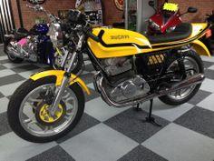 DUCATI DESMO SPORT 350 TWIN, 1978