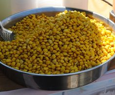 Lupini Beans, Traditional Middle-Eastern Snack Food RECIPE