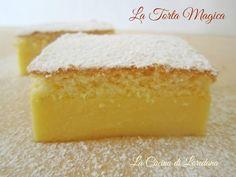 Resterete anche voi subito conquistati dalla deliziosa Torta Magica: la magia di 3 differenti strati per un dolce semplicissimo da preparare