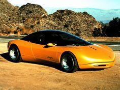 Pontiac Sunfire Concept (1990)