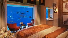 The World's Most Incredible Underwater Hotels to Add to your Bucket List