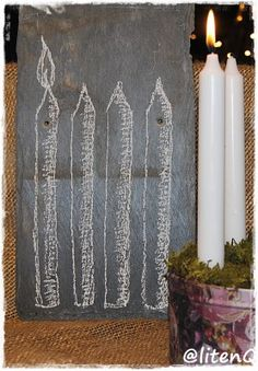 Advent, Candles, Pillar Candles, Lights, Candle