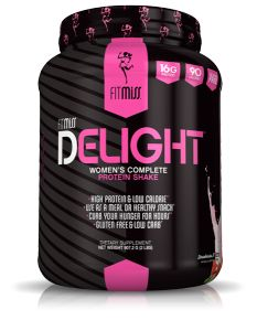FitMiss Delight Protien Shake - my breakfast! Vanilla chai is delish!!!!