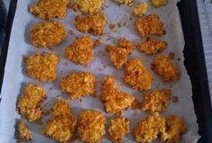 Kuřecí prsa obalované v chipsech
