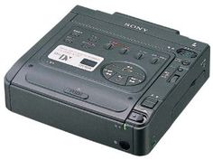 Sony GV-D300 Video Walkman Mini DV by Sony http://www.60inchledtv.info/tvs-audio-video/portable-audio-video/minidisc-players/sony-gvd300-video-walkman-mini-dv-com/