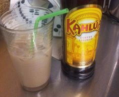 Recipe kalhua by thermoliciousruth - Recipe of category Drinks