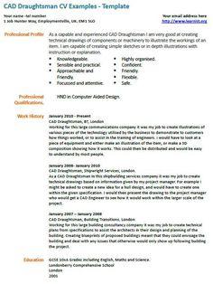 waiter cv example | Job | Pinterest | Cv examples