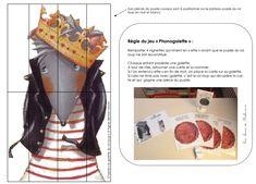 """Le jeu de phonologie des rimes en """"ette"""" en maternelle ~ La classe de mélusine Rhyming Words, Preschool, Gaming"""