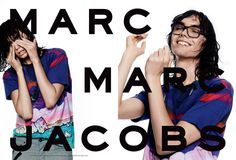 The Spring/Summer 2015 campaign of Marc by Marc Jacobs features once again social media casting models, photographed by David Sims and styled by Katie Grand. Marc Jacobs, Fashion Advertising, Advertising Campaign, Fashion Shoot, Editorial Fashion, Editorial Design, Men's Fashion, Casting Models, David Sims