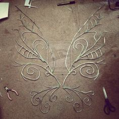 how to make frame for fairy wings | deviantART: More Like Spyro's Star Reflection by ~KershawnMuzik