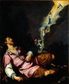 Le Songe de Jacob, Ludovico Cardi