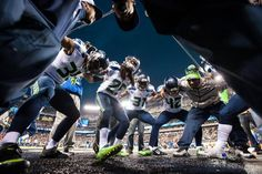 """Legion of Boom -  Q:  """"WHO'S GOT YOUR BACK?"""" A:  """"I GOT YOUR BACK!"""""""