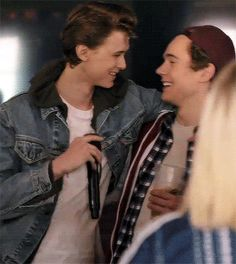 Isak is so protective