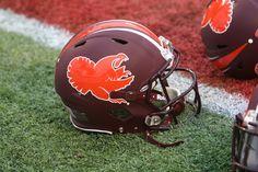 Virginia Tech Fighting Gobbler helmet