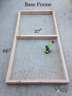 How to build a workbench 2
