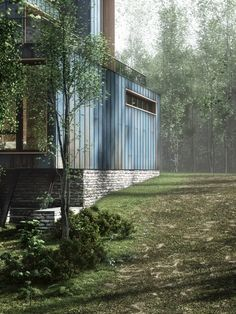 CGarchitect - Professional 3D Architectural Visualization User Community   Type/Variant House