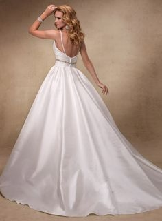 Large View of the Stephanie Bridal Gown
