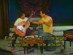 Rare Guitar Video: Leo Brouwer Masterclass