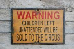 especially bad children
