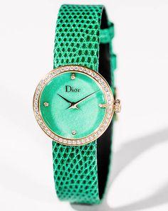 La Cote des Montres : La montre Dior VIII Grand Bal Coquette & La D de Dior - Éditions Spéciales Montaigne