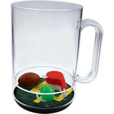 Kick Off 16 Oz. Compartment Mug