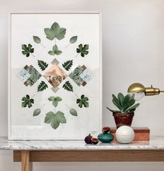 Gorgeous Flora prints from Scandinavia | Kristina Krogh