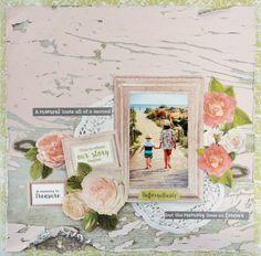 Kaisercraft - Cottage Rose                                                                                                                                                                                 More