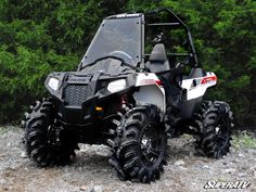 lifted polaris sportsman ace