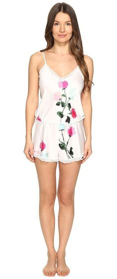 0f9e8e8909d0 Extra Off Coupon So Cheap Kate Spade Rose Teddy Playsuit White Size M ii 29