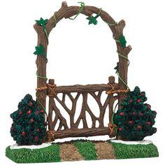 http://www.efairies.com/store/pc/Woodland-Arbor-Gate-244p9892.htm  Price $23.95