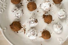 Ensinamos uma receita deliciosa e super fácil de Trufa de Chocolate!