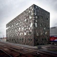 the yardmasters building, melbourne australia...