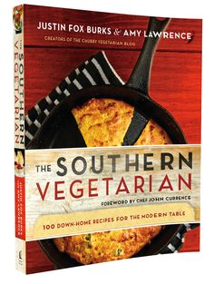 Where's the Beef? Not in these down-home #vegetarian Southern recipes from the Southern Vegetarian.