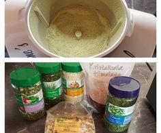 Rezept Biene's Gemüsebrühe-Pulver (auf Vorrat) von Honigbiene73 - Rezept der Kategorie Grundrezepte