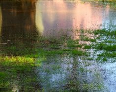 Waterscape Sedona Abstract Nature Sedona by AroundTheGlobeImages, $30.00