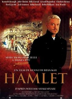 HAMLET (1996): Hamlet, Prince of Denmark, returns home to find his father murdered and his mother remarrying the murderer, his uncle. Meanwhile, war is brewing.