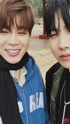 BTS || Ji-Min || Hoseok