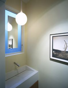 Like the Sink alot. Modern Home Temperature Controlled Room Design, Pictures, Remodel, Decor and Ideas