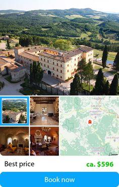Castello di Casole (Casole d'Elsa, Italy)