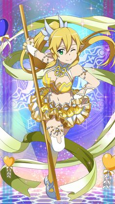 Leafa - Sword Art Online