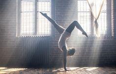 Photography + yoga <3