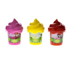 3 Pack of Flavoured Lip Balm: cuties!