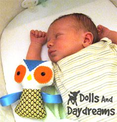 Dolly Donations: Free Baby Safe Toy Patterns - sewing, knit, and crochet