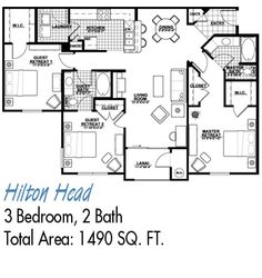 The three-bedroom offers a spacious 1490 square feet split floor plan with a master suite fit for a king! Call us today for your custom quote at 843-208-3420! Available 6/22/12!