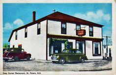 The Cozy Corner Restaurant_St. Peter's_Cape Breton Island_Nova Scotia