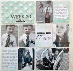WEEK 20 - KRISTINE HENANGER