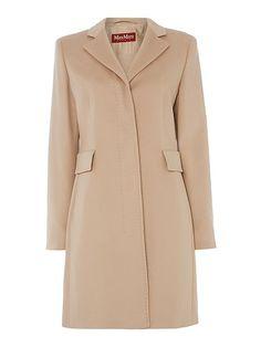 fdbb8f8be51bc Ninetta single breasted lapels pocket coat