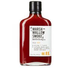 todd | marshmallow smoke ketchup.