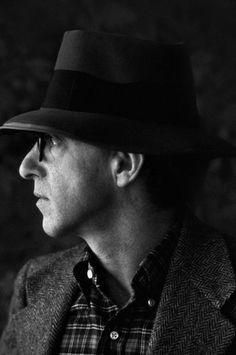 Woody Allen por Brian Hamill